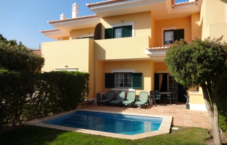 Monte da Quinta Townhouse, Algarve - pool view
