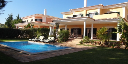 Monte da Quinta V4 - pool view - Algarve