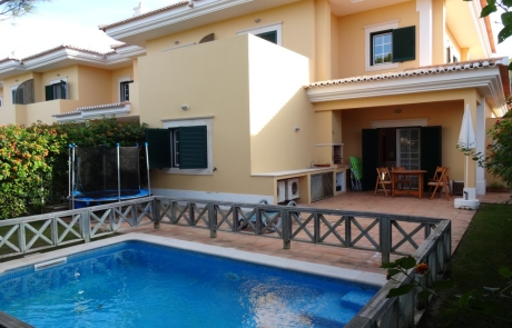 Monte da Quinta Spacious 3 Bedrooms townhouse - pool view - New Pro Real Estate